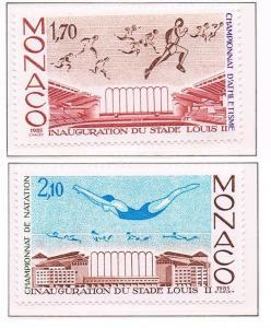 Monaco VF-NH #1477-1478