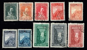TURKEY  Stamp  1926 Inscription in Arabic & Latin USED STAMPS LOT #1