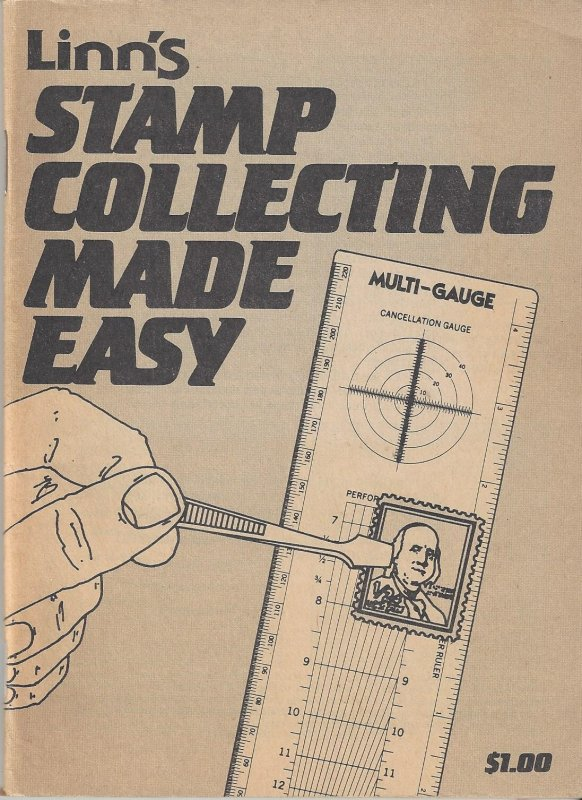Linn's Stamp Collecting Made Easy.  1985  General glossary on stamp collecting.