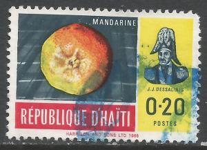 HAITI 564 VFU FRUIT M262-2