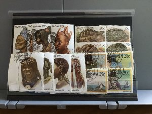 South West  Africa 1982-1984   stamps    R25373