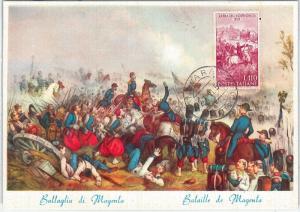 59133  -  ITALY - POSTAL HISTORY: MAXIMUM CARD 1959  -  MILITARY