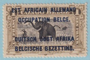 GERMAN EAST AFRICA 23 MINT HINGED OG *  NO FAULTS EXTRA FINE