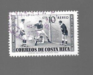 Costa Rica 1960 - U - Scott #C283