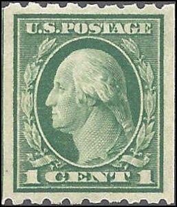 410 Mint,OG,NH... SCV $13.00... XF