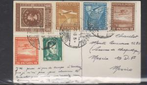 O) 1953 CHILE, CHRISTOPHER COLUMBUS-COLON, BERNARDO O. HIGGI