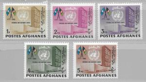 Afghanistan 618-22 UN Day set NH