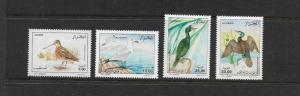 BIRDS - ALGERIA #1133-6  MNH
