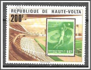 Upper Volta #459 World Cup Soccer CTO