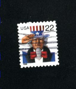 USA # 3259  4  used 1998 PD .08