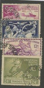 Trinidad and Tobago 66-9 used UPU (2110 105)