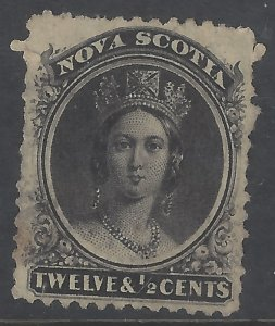 Nova Scotia #13 Used CV$37.50 [120989]