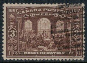 Canada #135  CV $2.25