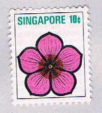 Singapore 191 Used Periwinkle 1973 (BP25923)