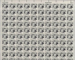 Henry Ford Sheet of 100 - 12 Cent Postage Stamps Scott 1286A
