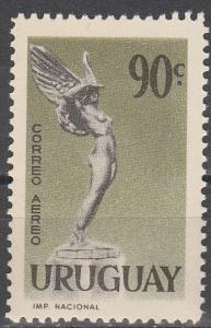 Uruguay #C187  MNH F-VF (V2859)
