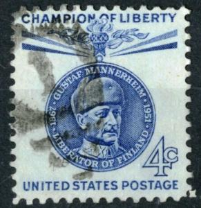 United States - SC#1165 - USED -1960 - Item USA274