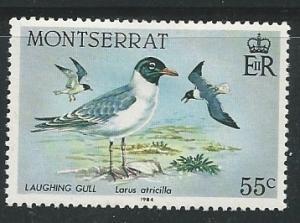 Montserrat = Scott # 530 - MH