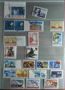 Russia USSR CCCP Soviet Socialist Republics Northern Eurasia Stamps 1961 R6F29