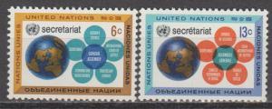 UN #181-2 MNH F-VF  (ST1203)