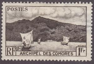 Comoro Islands 32 Anjouan Bay 1950