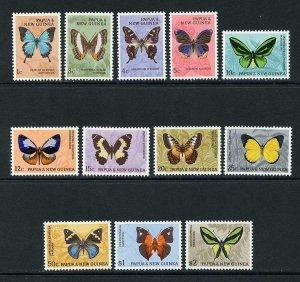 KUT SG82/92 Butterflies M/M Cat 18 pounds