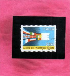 ITALIA REPUBBLICA ITALY REPUBLIC 1979 ELEZIONI PARLAMENTO EUROPEO EUROPEAN PA...