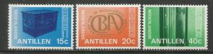 CURACAO, 407-409, H, ANTILLES BANK