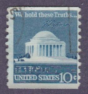 Scott # 1520 Jefferson Memorial