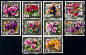 [64782] Niue 1984 Flora Flowers Blumen From Set MLH