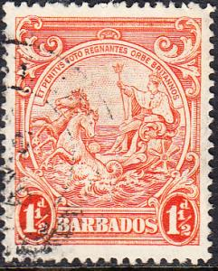 Barbados  #195 Used