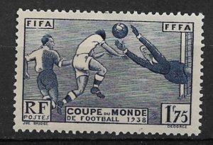 1938 France 349 World Cup Soccer MH