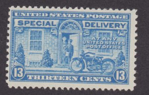 E17 Special Delivery MNH single