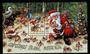 Christmans 2014 Christmas MNH M/s