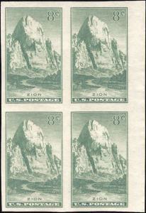 763 Mint,NGAI,NH... Block of 4... SCV $7.60