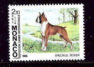 Monaco 1479 MNH 1985 Dogs    (ap4156)