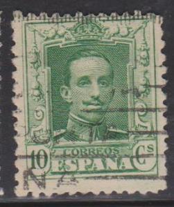 Spain Sc#335 Used