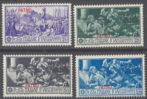 COLLECTION LOT # 2138 ITALY PATMO #12-15 1930