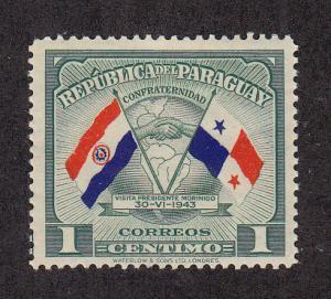 Paraguay Scott #415 MH