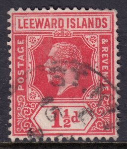 Leeward Islands - Scott #65 - Used - SCV $2.10