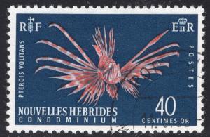 NEW HEBRIDES-FRENCH SCOTT 118