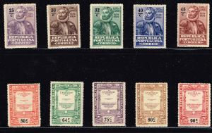 Portugal Stamp OLD STAMP COLLECTION LOT #W4