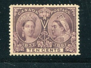 Canada #57  Mint  XF  -  Lakeshore Philatelics