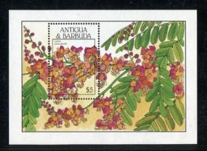 Antigua 1135, MNH,  Flowers 1988. x27210