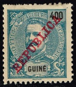 Portuguese Guinea #107 King Carlos; Unused (2.50)