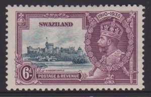 Swaziland Sc#23 MH