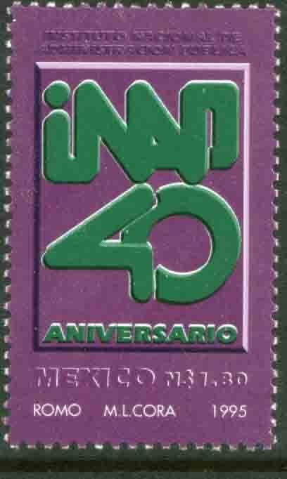 MEXICO 1915, Natl. Institute of Public Admin. Mint, NH VF. (69)