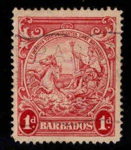 Barbados Scott 167 used