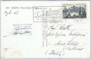 63196  -  FRANCE - POSTAL HISTORY - POSTMARK on POSTCARD 1956 -  LIGHTHOUSES