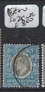 EAST AFRICA AND UGANDA  (P3105B)  KE  8A  SG 28  MOMBASA   VFU